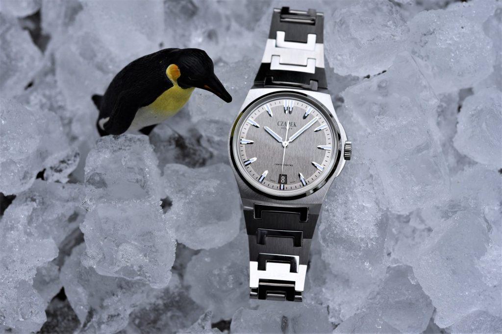 Czapek Antarctique
