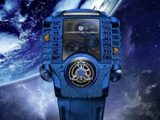 Christophe Claret X-TREM-1 Blue Damascus