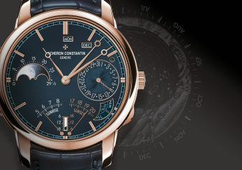 Vacheron Constantin Les Cabinotiers Astronomical Striking Grand Complication - Ode to music