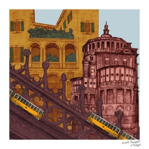 Vincent Macquart - Milano