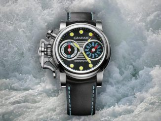 Graham Chronofighter Vintage Ltd Stingray