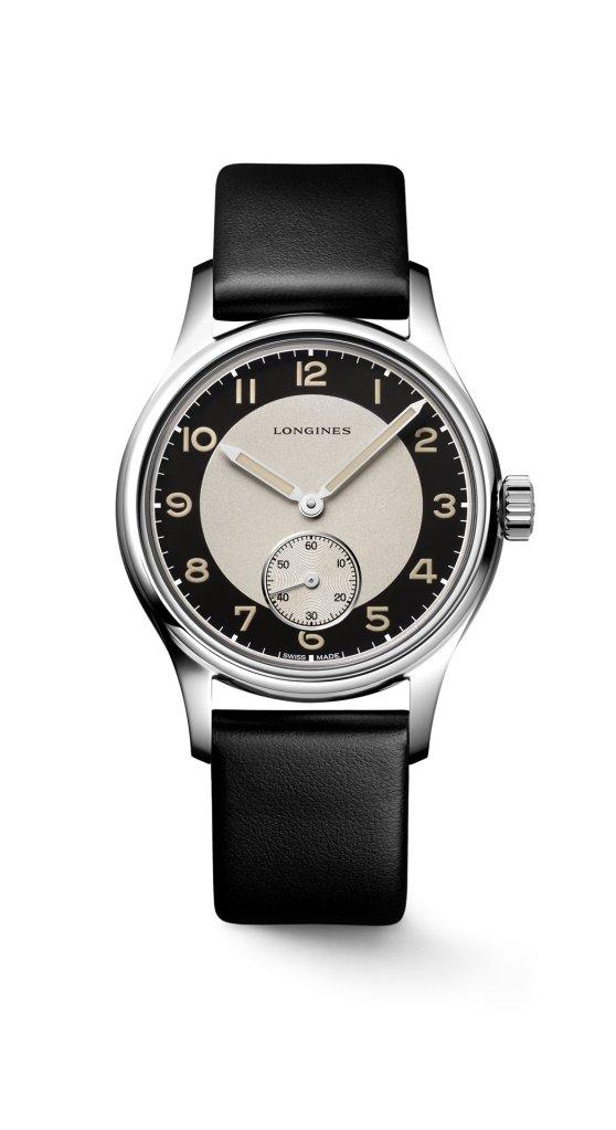 Longines Heritage Classic Tuxedo L2.330.4.93.0SOL