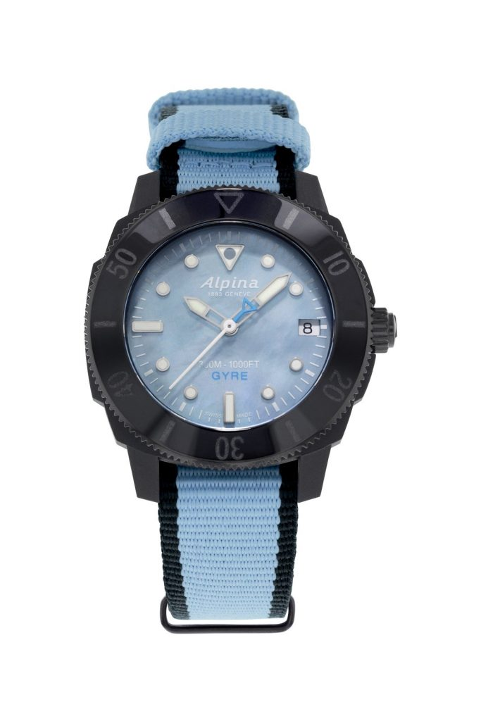 Seastrong Diver Gyre Ladies Automatic Reference AL-525LMPLNB3VG6