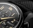 Brellum Pilot LE.1 Power Gauge Chronometer dial detail 1