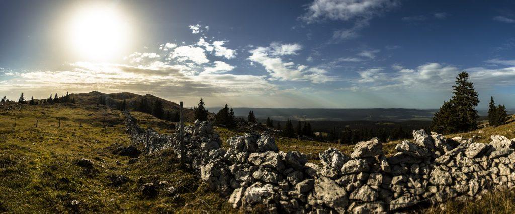 Romain Gauthier Vallée de Joux landscape