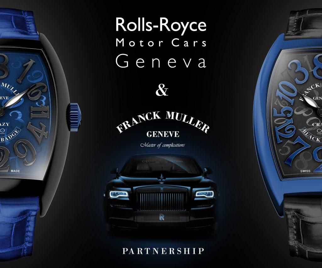 Rolls-Royce Franck Muller