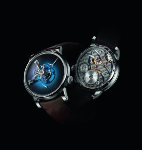 LM101 MB&F × H. Moser