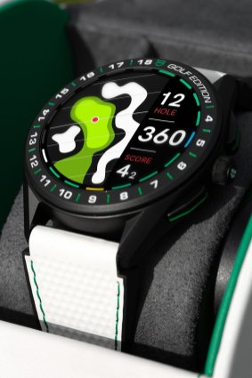 TAG Heuer Connected Watch Golf Edition