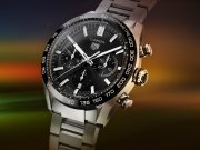 TAG Heuer Carrera Sport Chronograph 44mm Calibre HEUER02 Automatic Reference CBN2A1B.BA0643