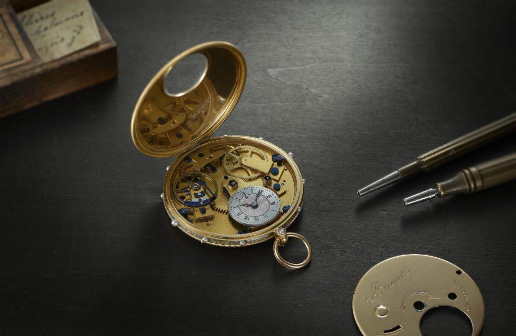Breguet tact watch no 2292