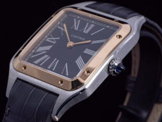 "Hands-on review: Cartier ""n°14 bis"" Santos-Dumont"