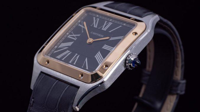 """Hands-on review: Cartier """"n°14 bis"""" Santos-Dumont"""