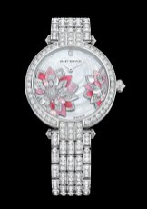 Harry Winston Premier Lotus Automatic 36mm Reference PRNAHM36WW035