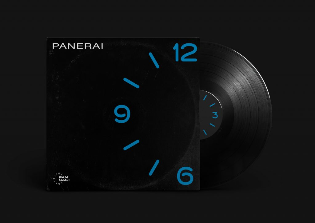 Panerai PamCast Spotify