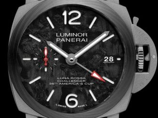 Panerai Luminor Luna Rossa GMT 42mm PAM01096