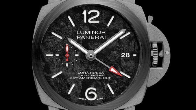 Panerai Luminor Luna Rossa GMT 42mm PAM01096