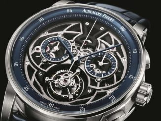 Code 11.59 by Audemars Piguet Flying Tourbillon Chronograph Automatic