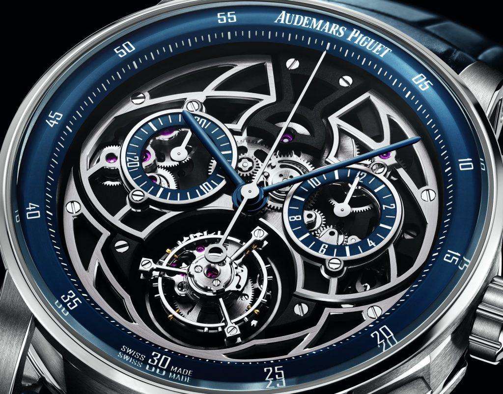 Code 11.59 by Audemars Piguet Flying Tourbillon Chronograph Automatic