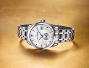 With love for details: The Manero AutoDate LOVE (KEYSTONE/Carl F. Bucherer)