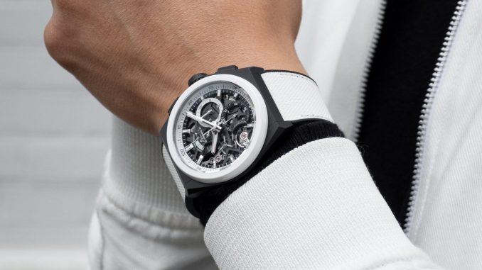 Zenith DEFY Classic Black & White