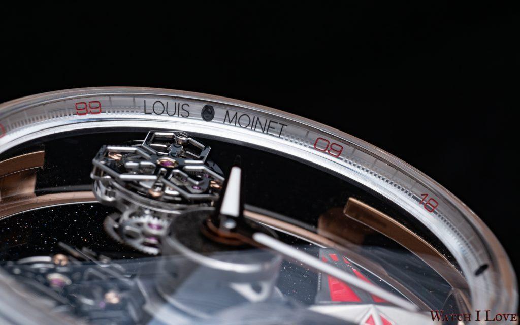 Louis Moinet Space Revolution