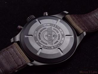 "Pilot's Watch Chronograph Top Gun Edition ""SFTI"""