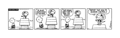 OMEGA, Snoopy and Apollo 13