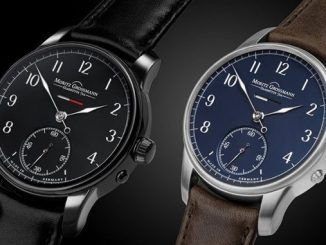 Moritz Grossmann POWER RESERVE 12th anniversary