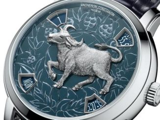 Vacheron Constantin Métiers d'Art The legend of the Chinese zodiac - Year of the ox