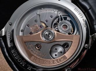 H. Moser & Cie Endeavour Cylindrical Tourbillon-1025088