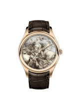 Les Cabinotiers watch up for auction at the Louvre Museum