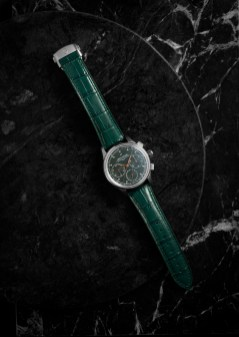 Frederique Constant Flyback Chronograph Manufacture About Vintage Special Edition