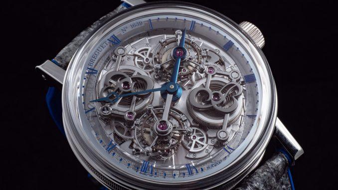 Breguet Classique Double Tourbillon Quai de l'Horloge cover