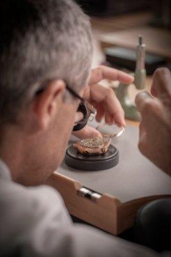 Chopard artisans: Complication Watchmaker