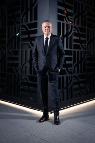 Ricardo Guadalupe Hublot CEO Gabriel de la Chapelle