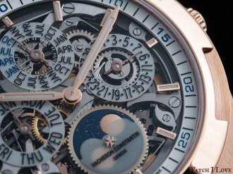 Vacheron Constantin Overseas Perpetual Calendar Ultra-Thin Skeleton