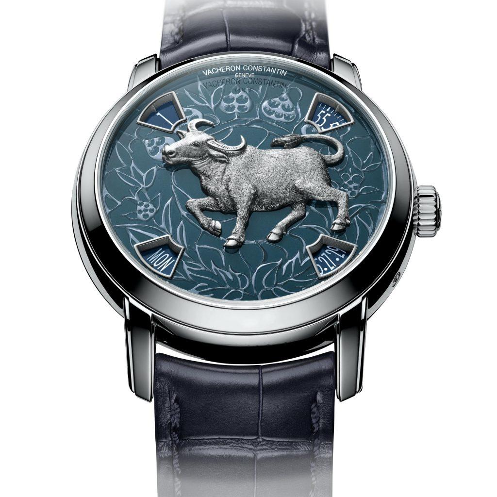 Vacheron Constantin Métiers d'Art The legend of the Chinese zodiac - Year of the ox Ref. 86073/000P-B647