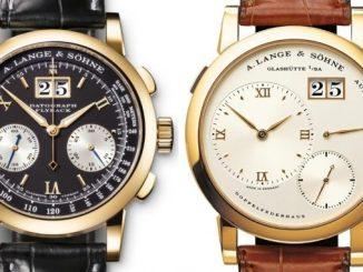 A. Lange & Söhne in high demand