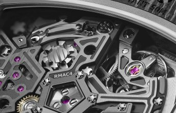 Richard Mille RM 65-01 Automatic Split Seconds Chronograph