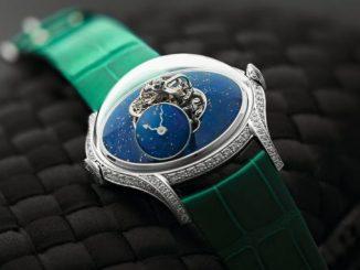 MB&F LM FlyingT Lapis Lazuli