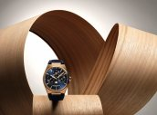 Highlife Perpetual Calendar Manufacture in 18-carat rose gold