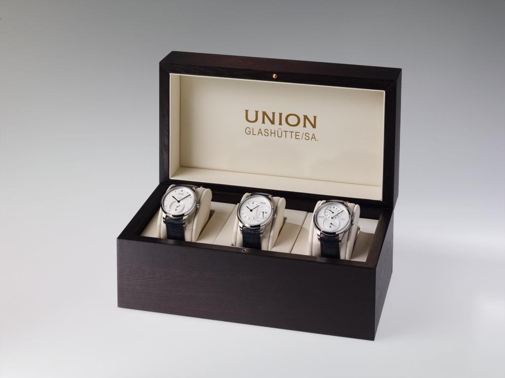 Union Glashütte 1893 Anniversary Edition