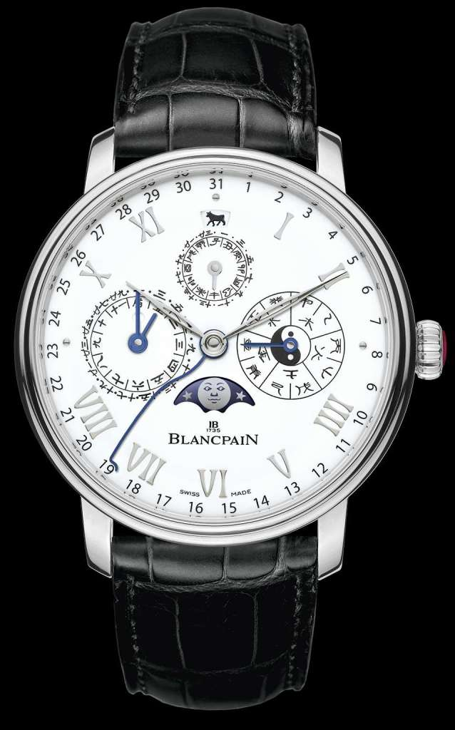 Blancpain Traditional Chinese Calendar