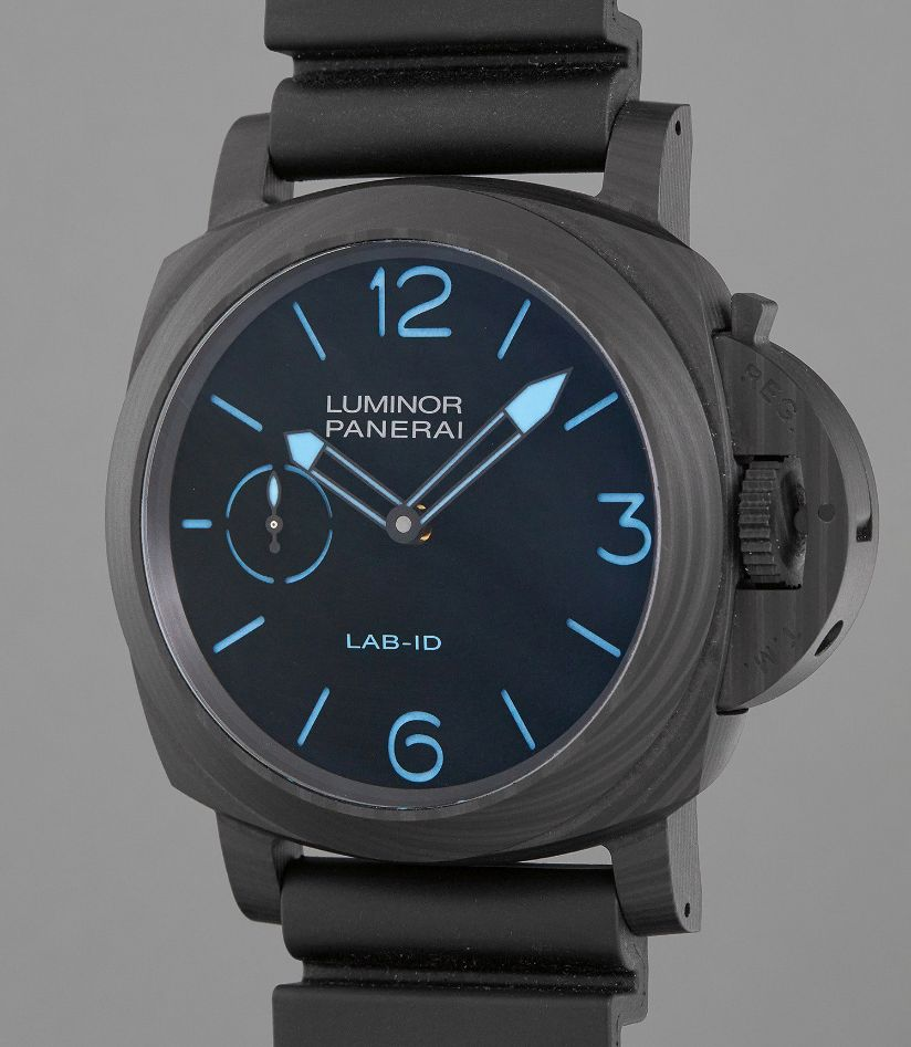 LOT 45 PAM700 Luminor 1950 Carbotech LAB-ID