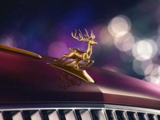 """Bentley Mulliner """"The Reindeer Eight"""""""