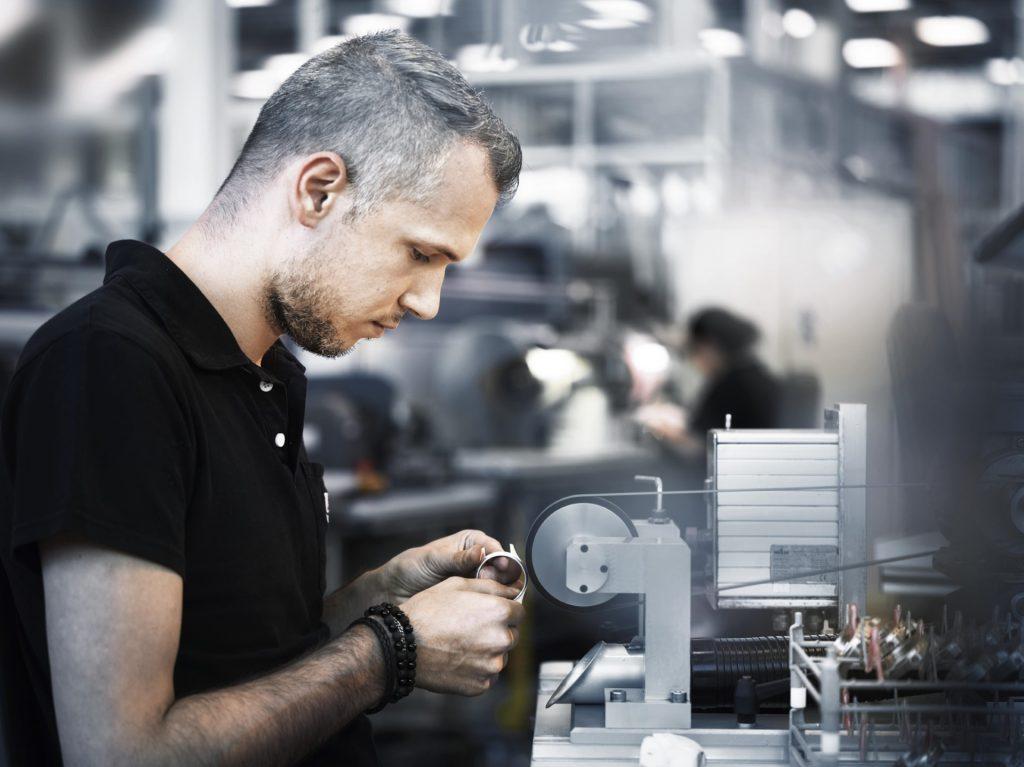 IWC Schaffhausen manufacturing center
