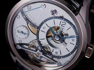 Greubel Forsey Balancier Contemporain red gold