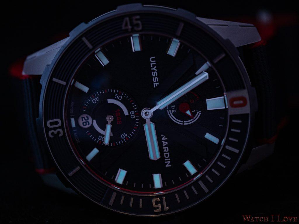 Ulysse Nardin Diver X Nemo Point