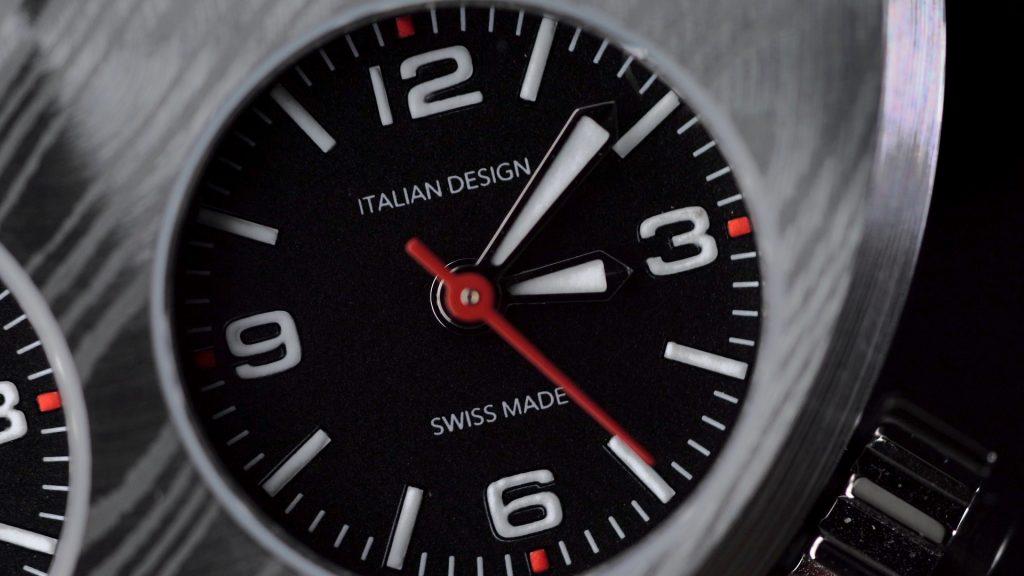 Meccaniche Veloci Icon Damascus Limited Edition