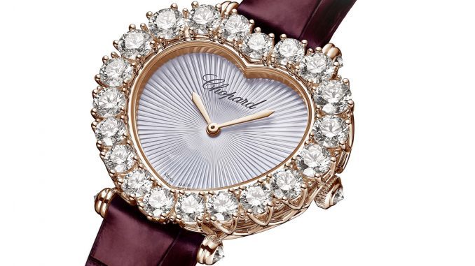 Chopard L'Heure du Diamant Hearth